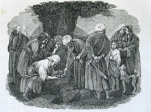 Joseph Sold into Slavery. Click to enlarge. See below for provenance.
