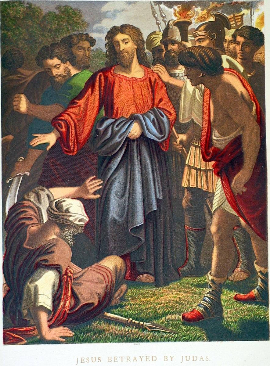 The Chronological Gospel: Arrest and Sanhedrin