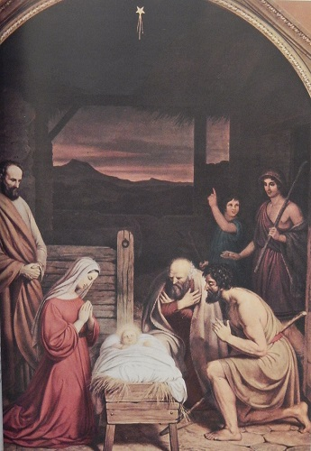 Birth of Christ, by Lund