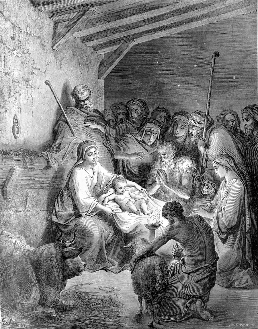 The Chronological Gospel Births and Early Lives of Jesus and John – Jesus Birth Announcement
