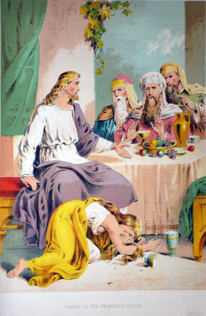 Daily Bible Study Tips: Luke, Chapters 1 - 12